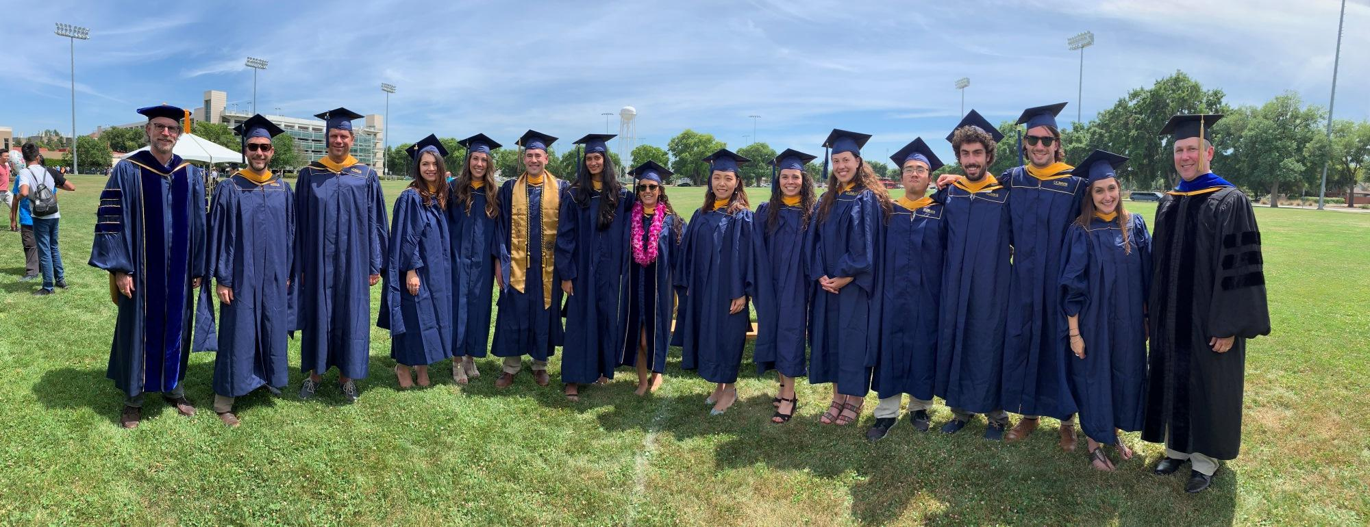 Graduate Group of 2019